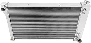 Champion Cooling, Multiple Chevrolet Truck Models 3 Row All Alum Radiator, CC369