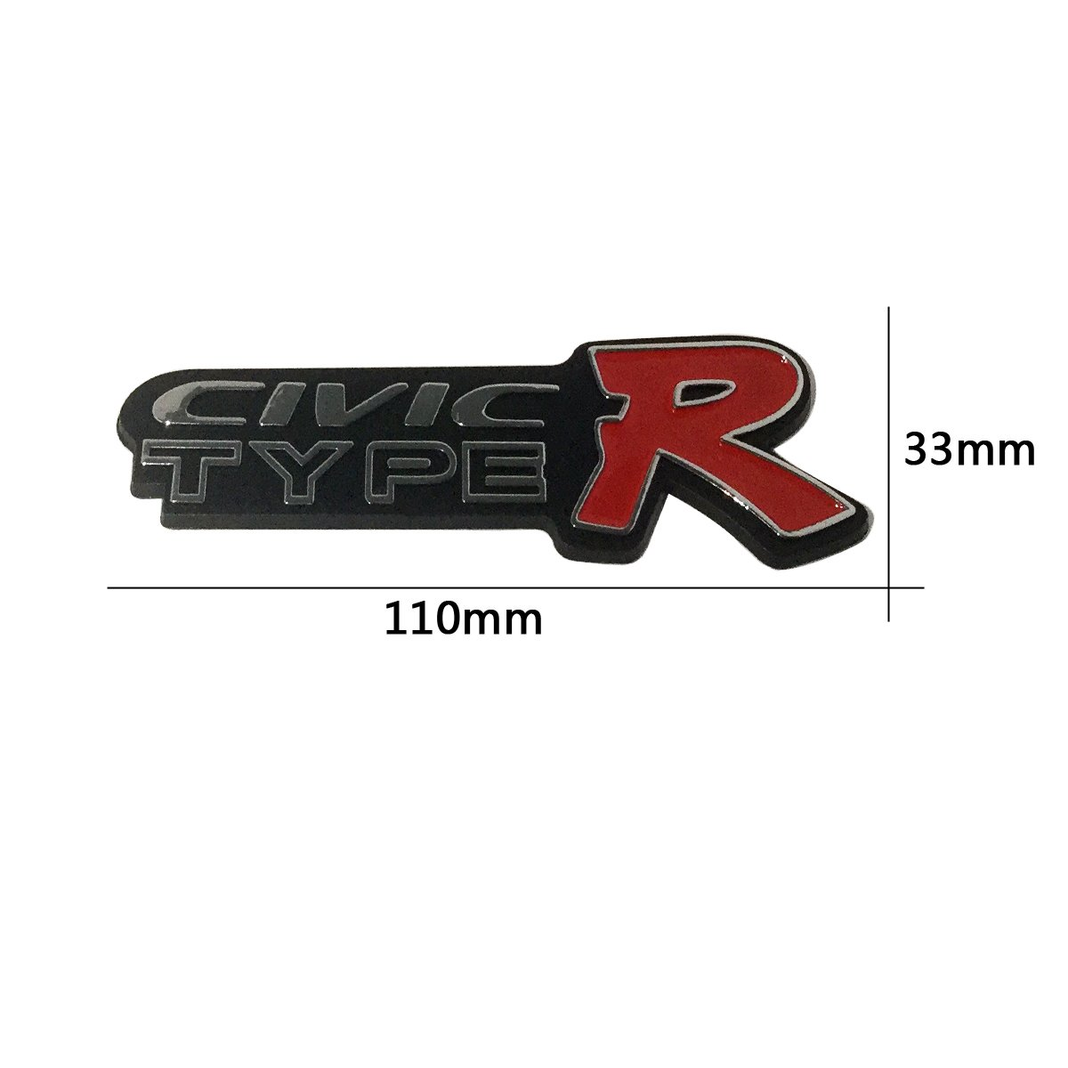 Nueva 1pcs Honda llavero Lanyard Badge Holder + CIVIC tipo R ...