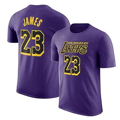 Camiseta De Baloncesto para Hombre Y Unisex Lakers City Edition ...