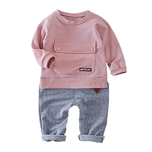 eea9b774781df Amazon.com: Baby Kids Outfits,Fineser Adorable Infant Kid Baby Girl ...