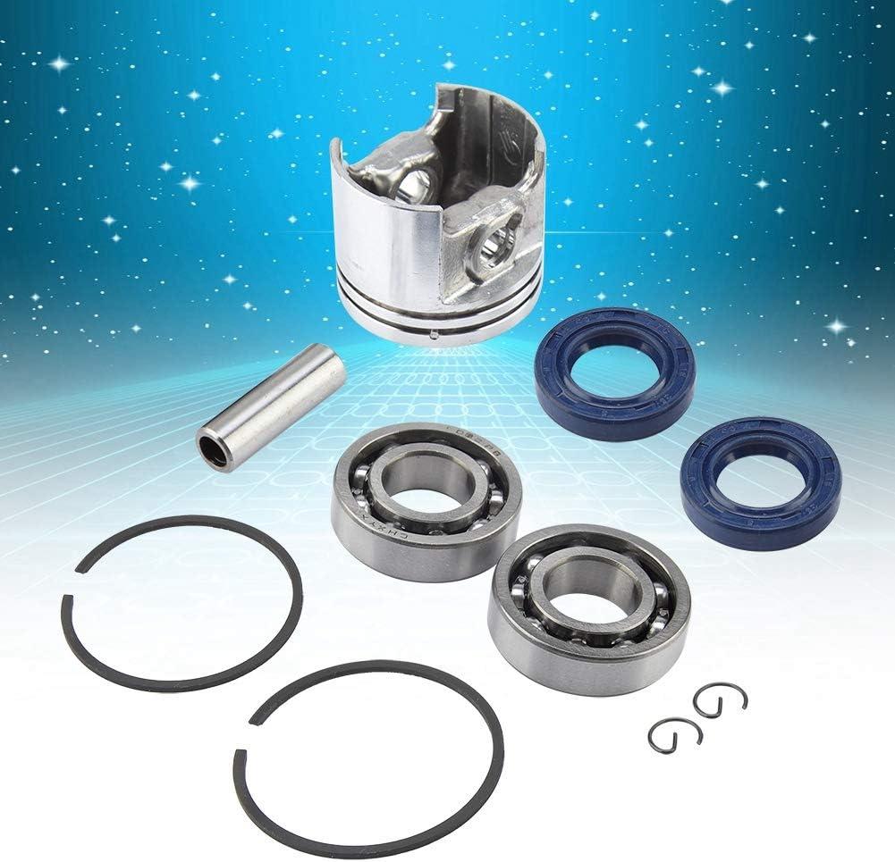Kit de joint d\/'huile de roulement de bague de piston de 37mm pour Stihl MS170 0