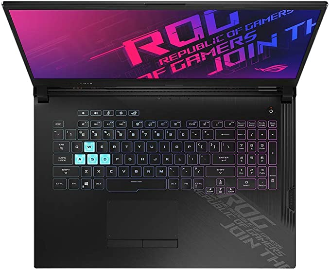 ASUS ROG Strix G17 G712LV-EV047T Gaming 17 Zoll Test