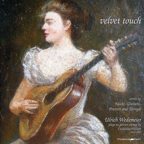 Velvet Touch (Gtr Hanger)