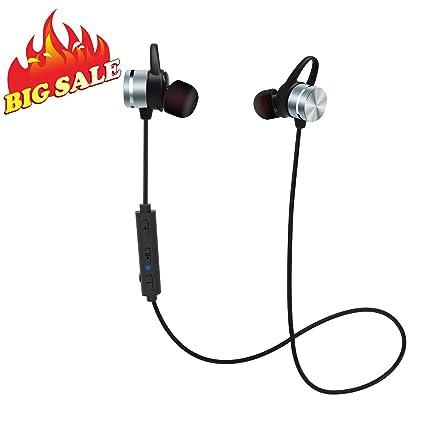 Wireless Bluetooth Kopfhörer In-Ear kopfhrer Stereo Headset Ohrhörer Sweatproof