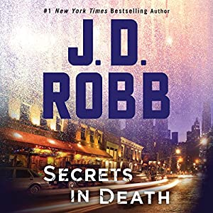Secrets in Death Audiobook