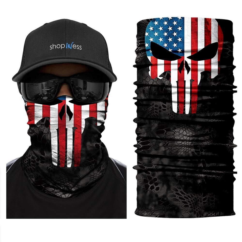 Alien USA ShopINess Pa/ñuelo Braga Multifunci/ón