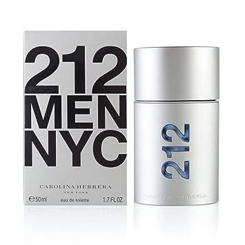 5efe1523a8 Amazon.com : 212 Men By Carolina Herrera, 1.7 Fl. Oz : Beauty