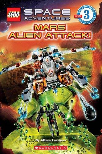 Download Space Adventures (Reader): Mars Alien Attack! (Lego) pdf