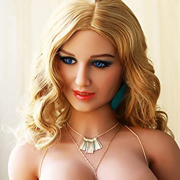 Amusing piece Adult doll silicon