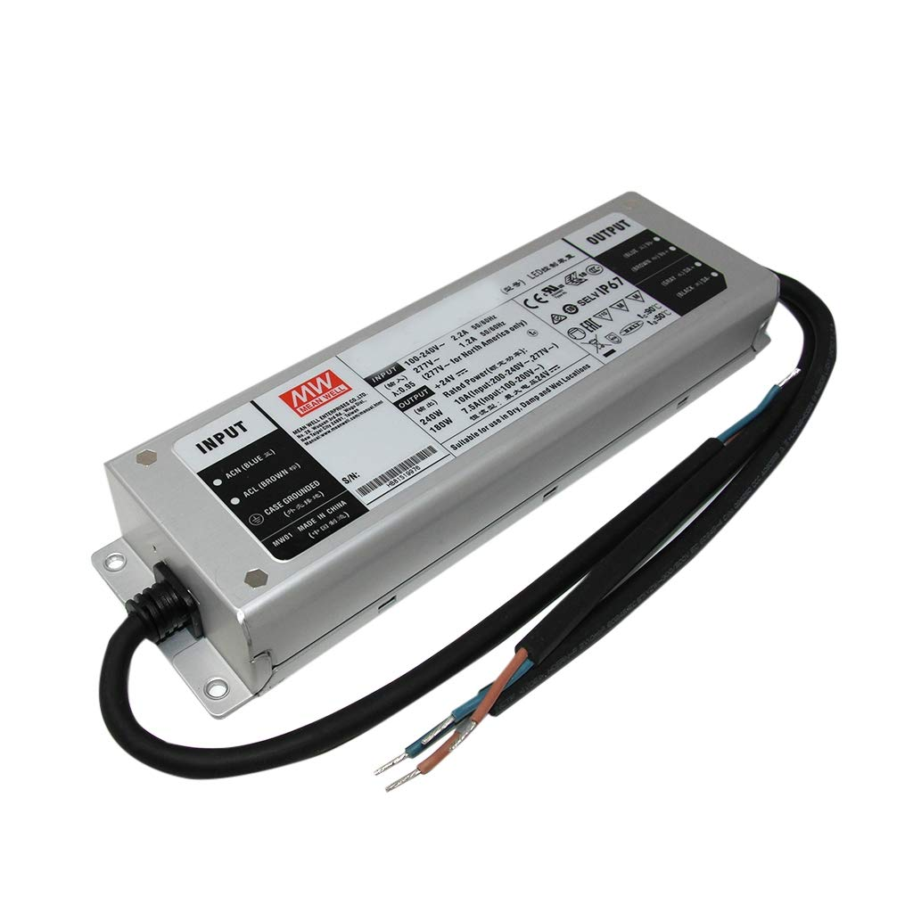 ELG-240-C700DA-3Y Pwr sup.unit switched-mode Communication DALI LED MEANWELL
