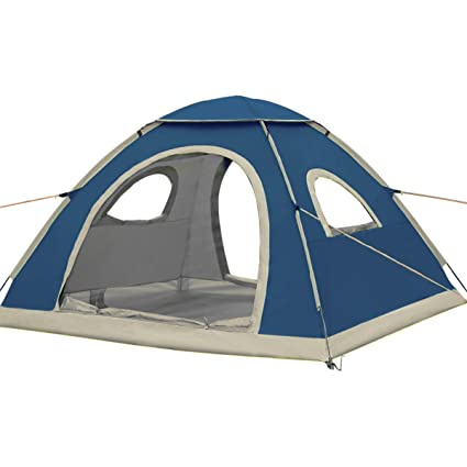 G4Free Pop Up Tent Instant C&ing Tents 2 3 4 Person Water Resistant Ventilation Automatic Easy  sc 1 st  Amazon.com : tents easy to put up - memphite.com