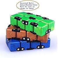 D ETERNAL QiYi Infinity Cube Stickerless Sensory Fidget Toys
