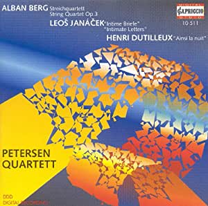 Berg a.: String Quartet / Jan