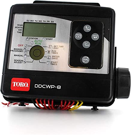 DDCWP-2-9V Toro DDCWP 2 Station Battery Operated Controller ...