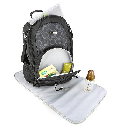 Evecase Lightweight Waterproof Baby Diaper Backpack Travel Bag