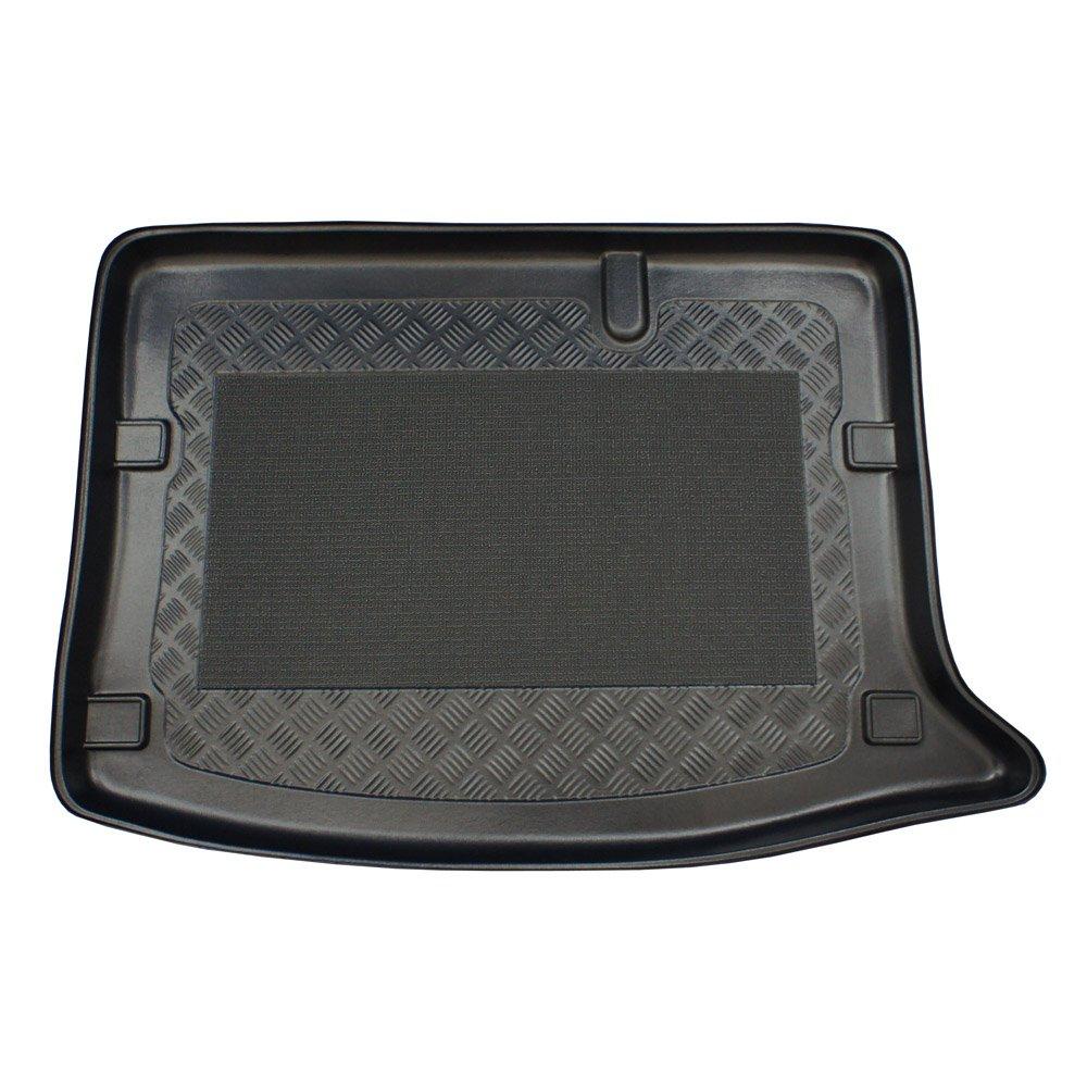 Utilizzo*: Tutte Le Versioni MTM Vasca Baule su Misura cod Specifica per la Tua Auto 745 Protezione Bagagliaio con Antiscivolo