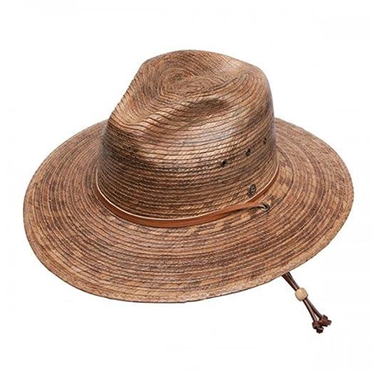 Amazon.com  Stetson Rustic - Straw Hat  Clothing 7517c412ec9