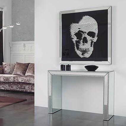Cuadros y espejos decorativos cool arte objeto juntos for Espejos decorativos amazon