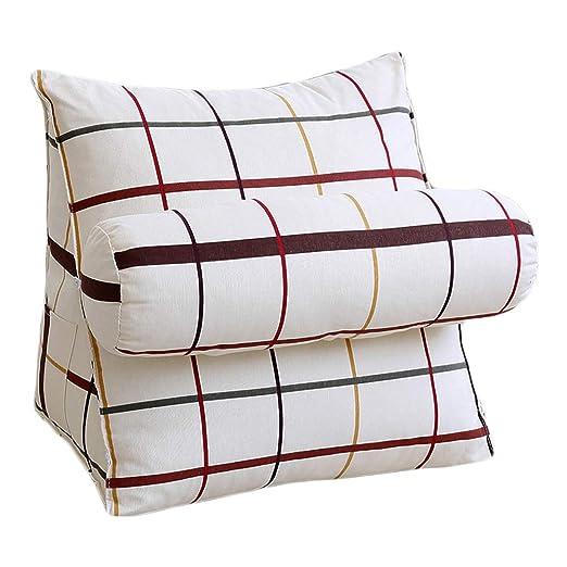 VERCART verc Tipo Wedge Pillow Bed Wedge Pillow Sofá ...