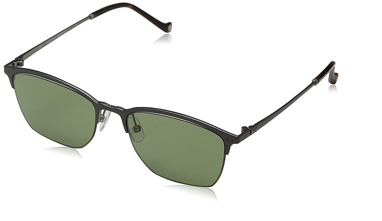 Hackett London Bespoke Gafas de Sol, Verde (Khaki/Green ...