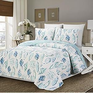 61ybFOS6rgL._SS300_ Seashell Bedding Sets & Comforters & Quilts