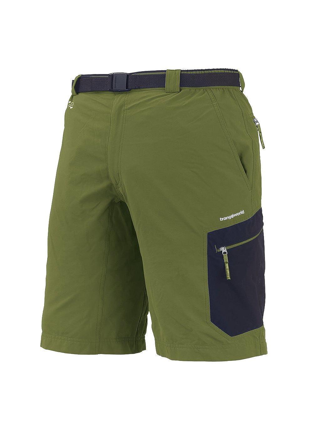 TALLA L. TRANGO Otago - Pantalón Corto para Hombre
