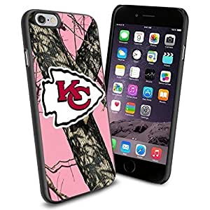 Kansas City Chiefs KC , Cool iphone 4 4s Smartphone Case Cover Collector iphone TPU Rubber Case Black