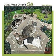 Mimi Vang Olsen's Cats 2019 Calendar