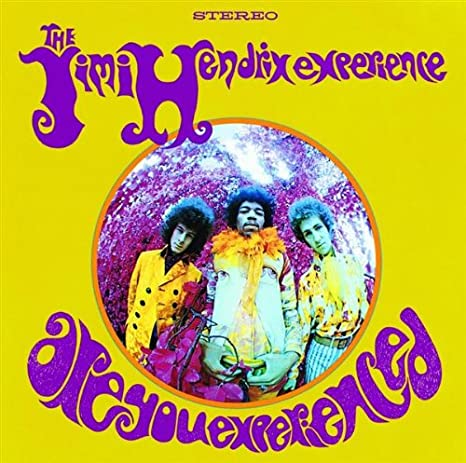 Image result for jimi hendrix are you experienced