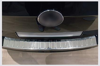 tuning-art BL917 Protección para Parachoques de Acero Inoxidable