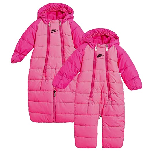 2ebe12635598 Amazon.com  Nike Infant Toddler Sportswear Convertible Snowsuit ...