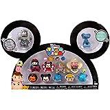 Disney Tsum Tsum Buzz, Woody, Snow White, Minnie, King Louie, Boo, Scar, Mickey, Destiny, Maleficent, Sully & Eeyore 1-Inch Minifigure 17-Pack