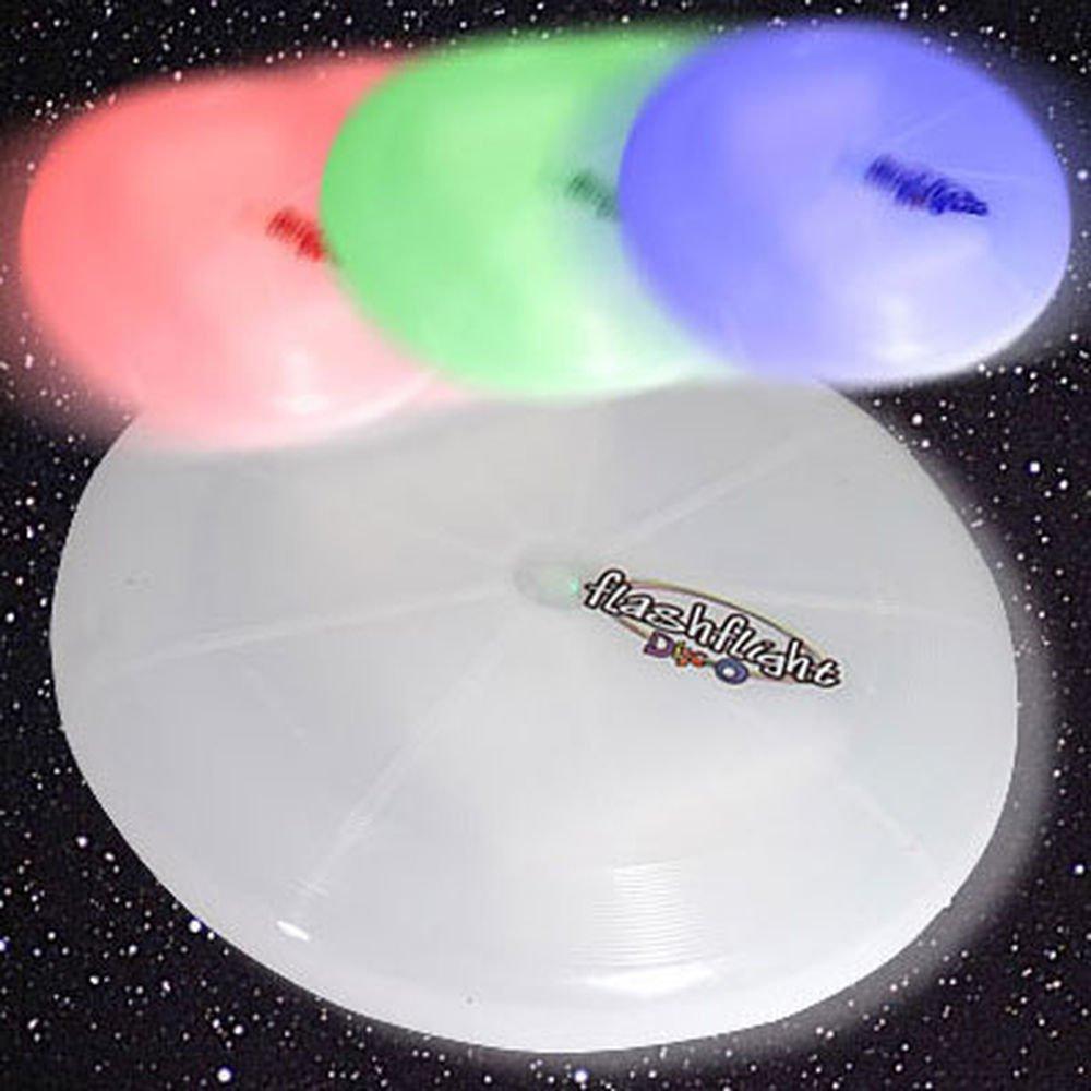 Nite Ize NiteIze Flashflight Flying Disc Multicolor by Nite Ize