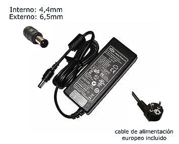 Cargador de portátil SONY VAIO VGP-AC19V48 19.5V 3.3A adaptador, Ordenador Portatil