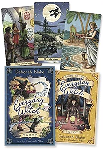 Everyday Witch Tarot: Deborah Blake, Elisabeth Alba ...