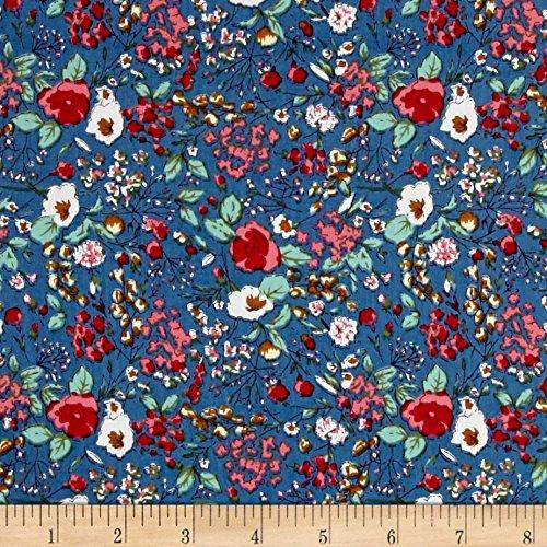 telio-hampton-court-cotton-shirting-floral-print-blue-fabric-by-the-yard