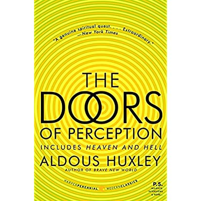 the doors of perception heaven and hell