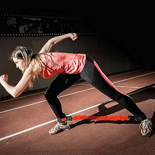 ATREQ Agility Fitness Training Exercise Lateral Speed Resistor ()