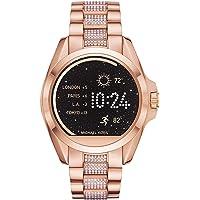 Michael Kors Bradshaw Touchscreen And Pave Smartwatch