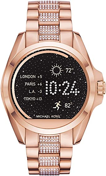 Michael Kors Bradshaw Touchscreen and Pave Smartwatch