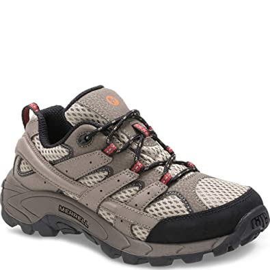 ad4ed39dab0 Merrell Kids' Moab 2 Low Lace Hiking Shoe