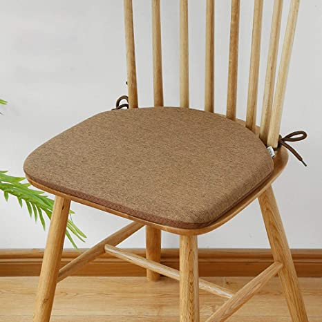 Amazon.com: Horseshoe-Shaped Dining Table and Chair Cushion ...