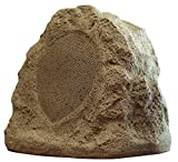 Dual Electronics LUR66E 2 Way 6.5 inch Indoor Outdoor Studio Rock Speaker in Natural Earth Tone Finish