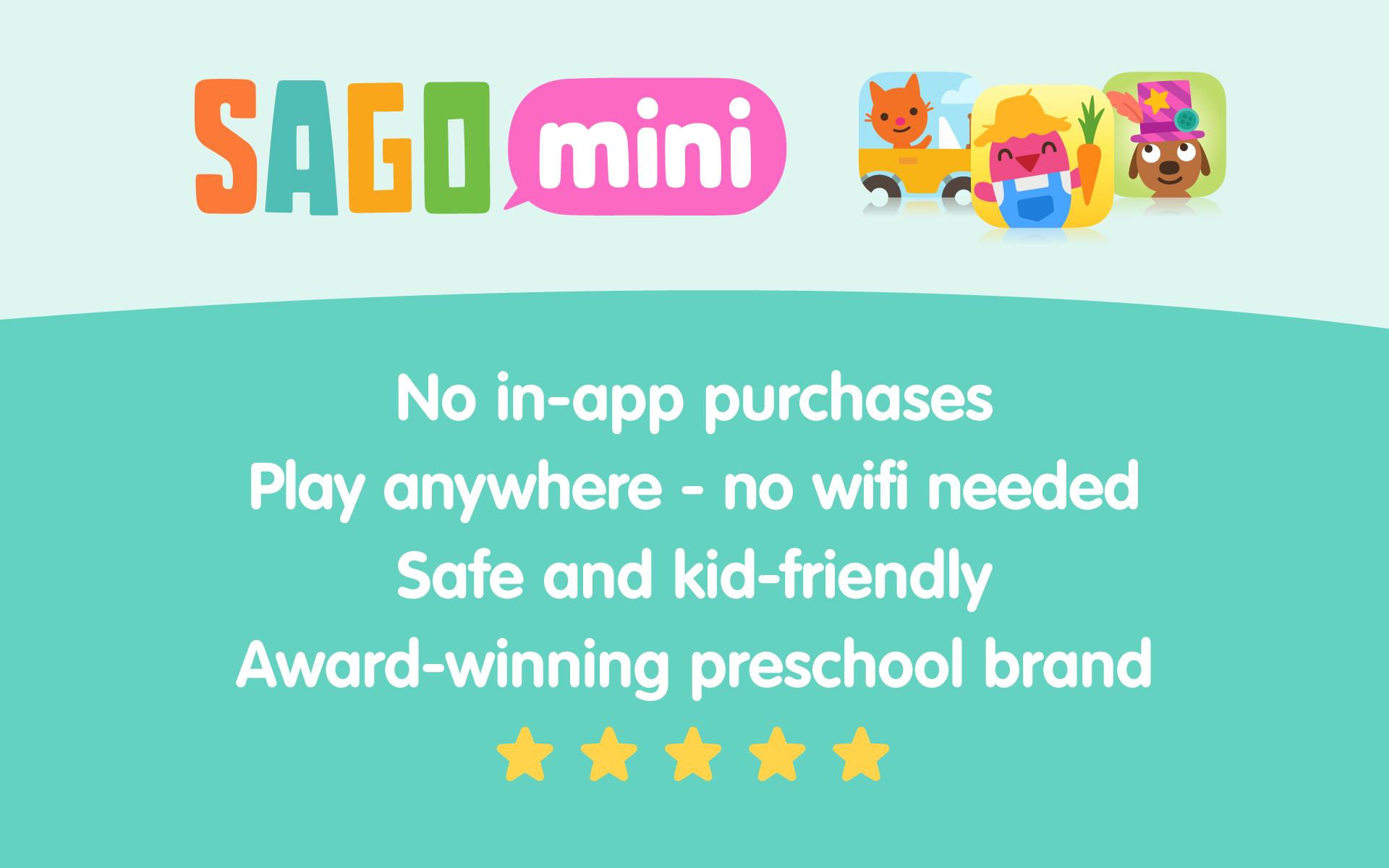 Amazon.com: Sago Mini Snow Day: Appstore for Android