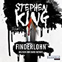 Finderlohn Audiobook by Stephen King Narrated by David Nathan