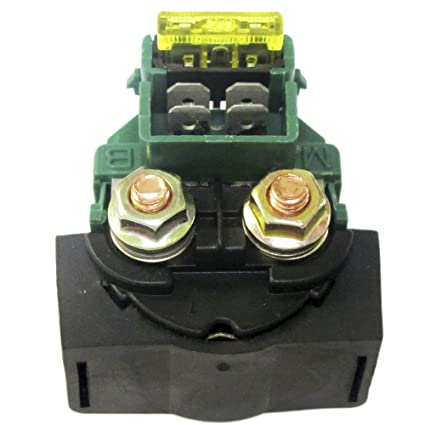 amazon com caltric starter solenoid relay fits kawasaki bayou 220 rh amazon com  caltric rectifier wiring diagram