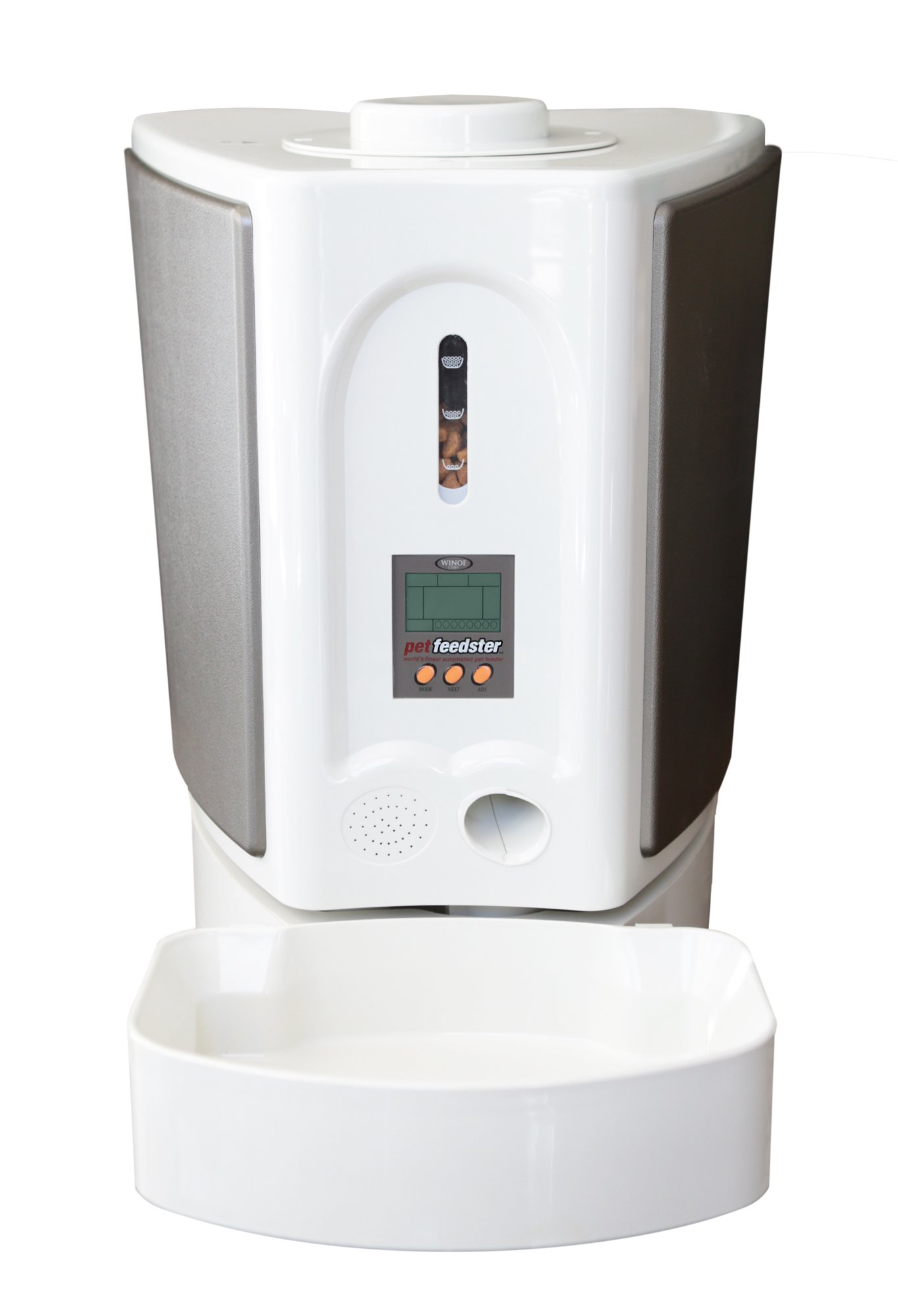 New! Pet Feedster PF-10 PLUS DOG - Automated Pet Feeder for Dogs
