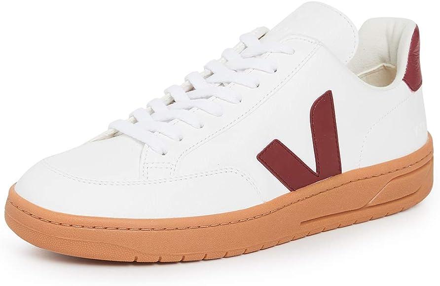V-12 Chromefree Gum Sole Sneakers