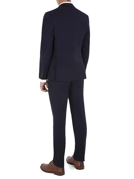 Ben Sherman - Chaqueta de traje - para hombre morado morado ...