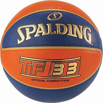 Spalding TF33 In/out 76-010Z Balón de Baloncesto, Unisex, Naranja ...